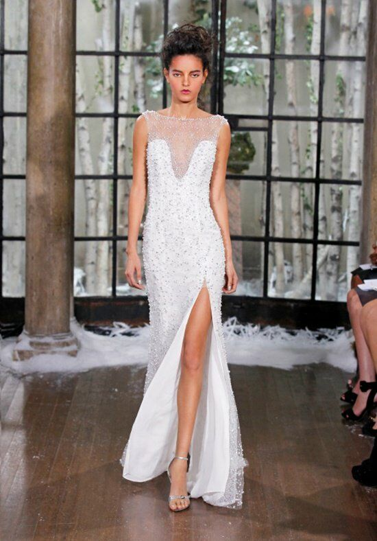 Ines Di Santo Zaragoza Wedding Dress photo