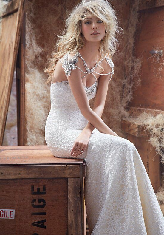 Hayley Paige 6410 - Kadence Wedding Dress photo