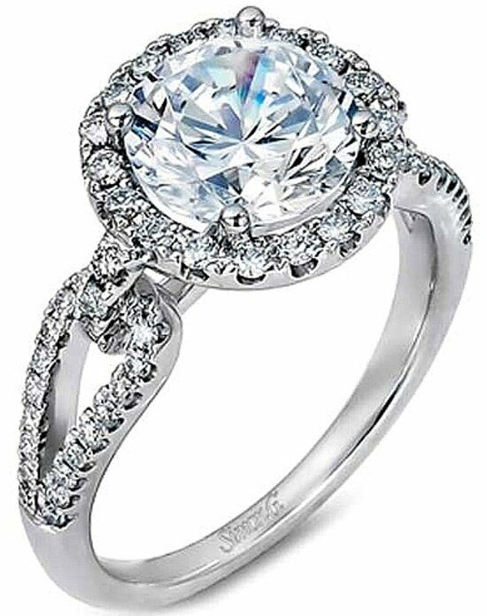 Since1910 Simon G - SG LP2027 Engagement Ring photo