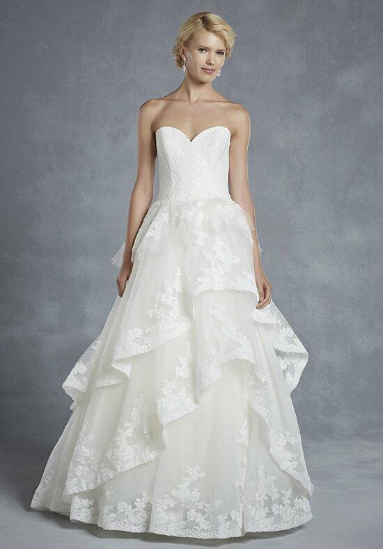 Blue by Enzoani Hollister Wedding Dress photo