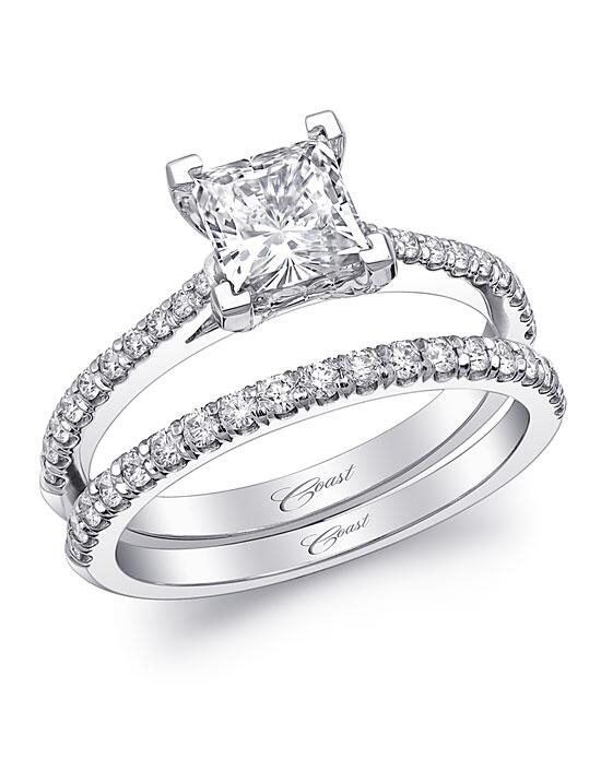 Coast Diamond Charisma Collection - LC5454 & WC5454 Engagement Ring photo