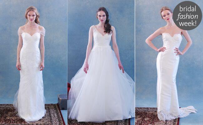 Kelly Faetanini Spring 2015 Wedding Dresses