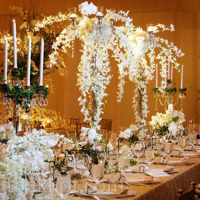 Off White Wedding Gown Meaning: An Elegant Wedding In Fort Lauderdale, FL