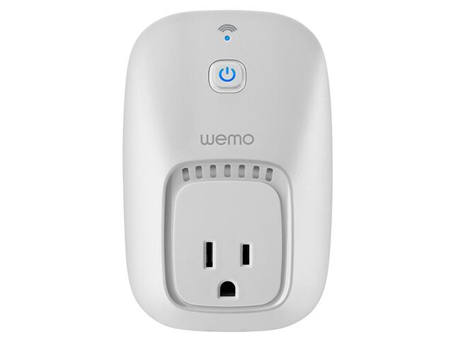 wemo switch control