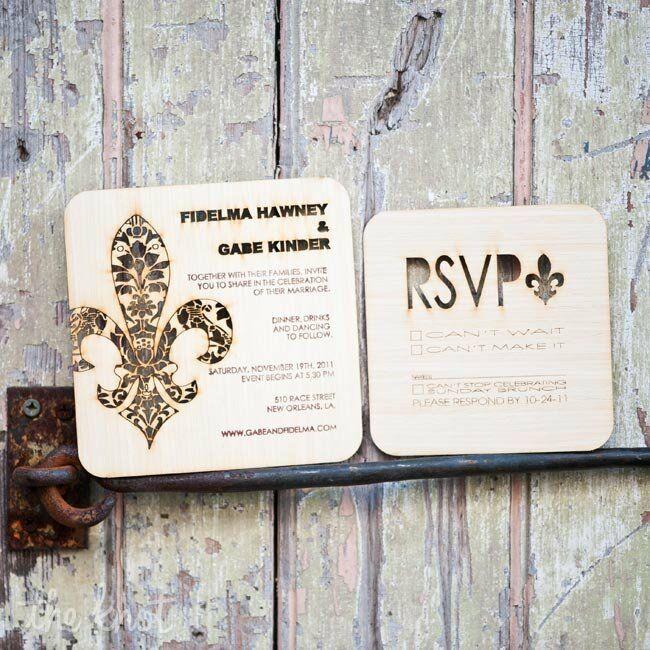 New Orleans Wedding Ideas: A Mardi Gras-Themed Wedding In New Orleans, LA