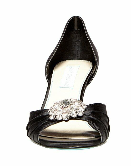 Blue by Betsey Johnson SB-Stun- Black Wedding Shoes photo