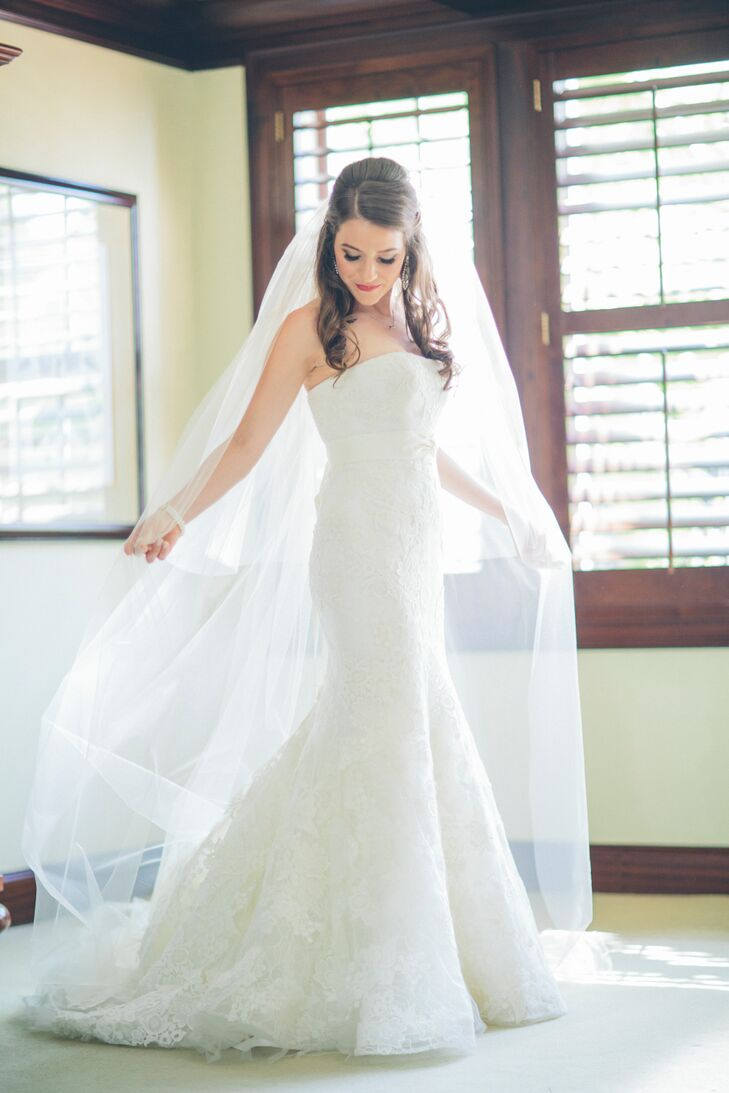 Vera Wang Silver Wedding Dresses