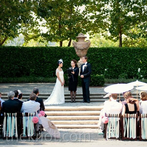 Wedding Venues In Northern California: Ceremony Accessories