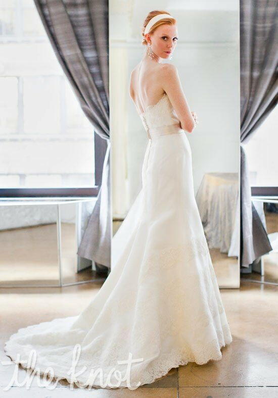 Judd Waddell Amelia Wedding Dress photo