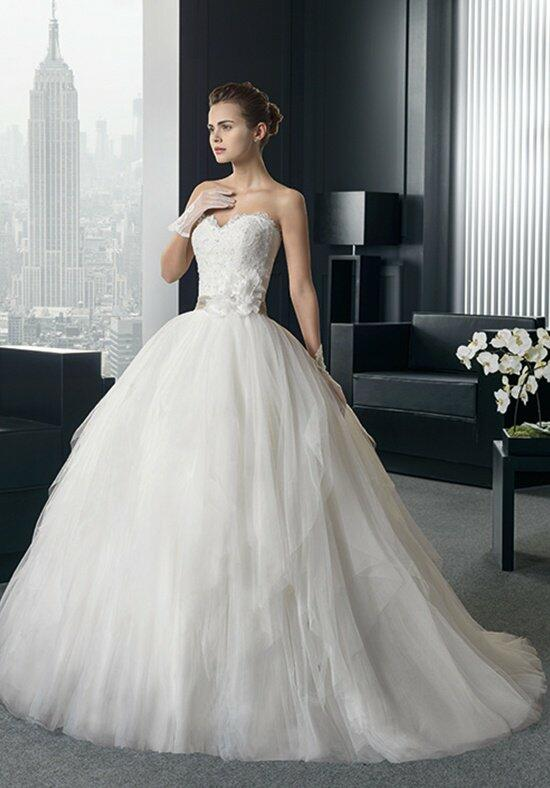Two by Rosa Clará ROSAL Wedding Dress photo