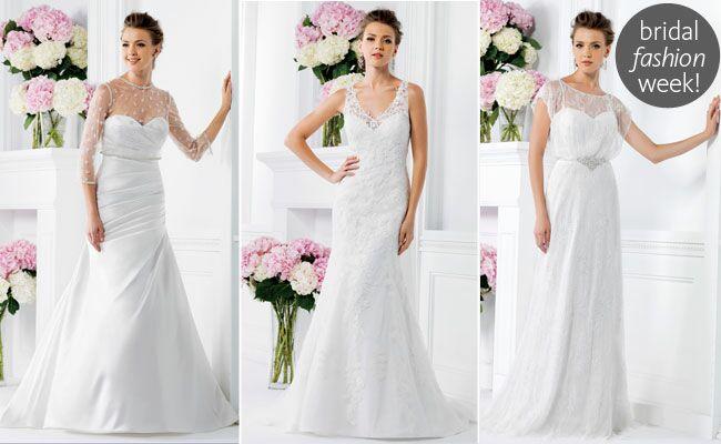 Jasmine Wedding Dresses Spring 2014