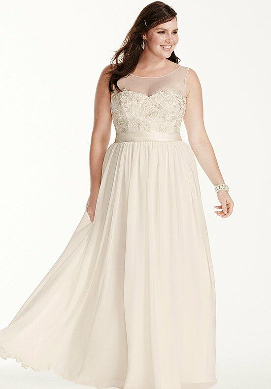 David's Bridal David's Bridal Woman Style 9MK3747 Wedding Dress photo