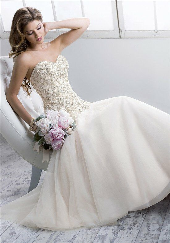 Sottero and Midgley Quincy Wedding Dress photo