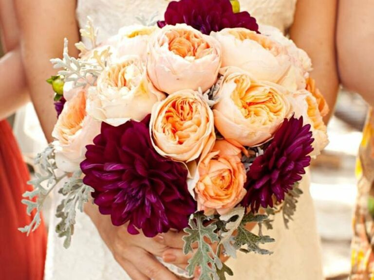 Wedding flowers bouquets and centerpieces fall wedding flowers junglespirit Image collections