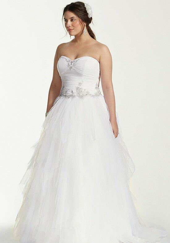 David's Bridal David's Bridal Woman Style 9WG3722 Wedding Dress photo
