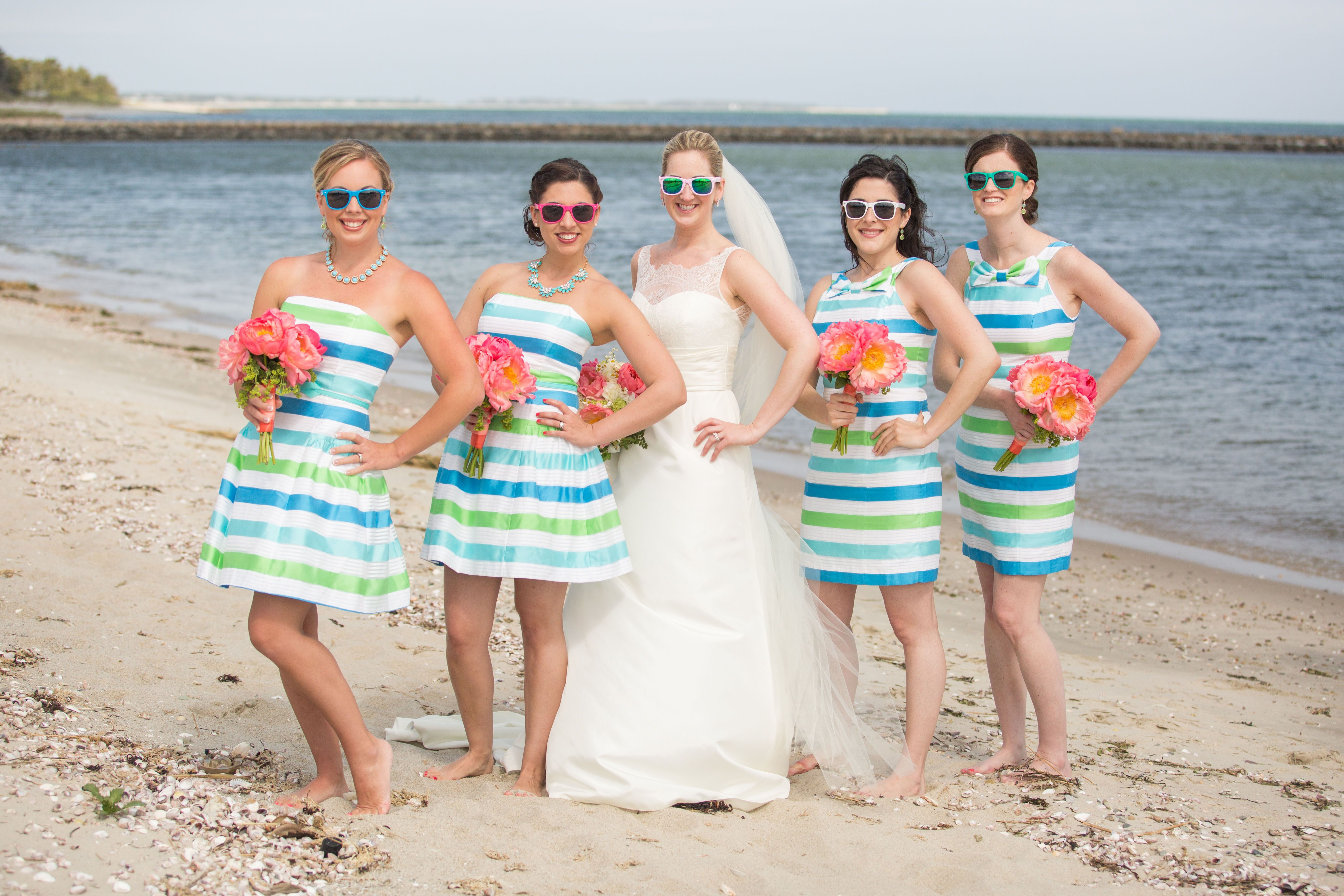 Preppy Bridesmaid Dresses