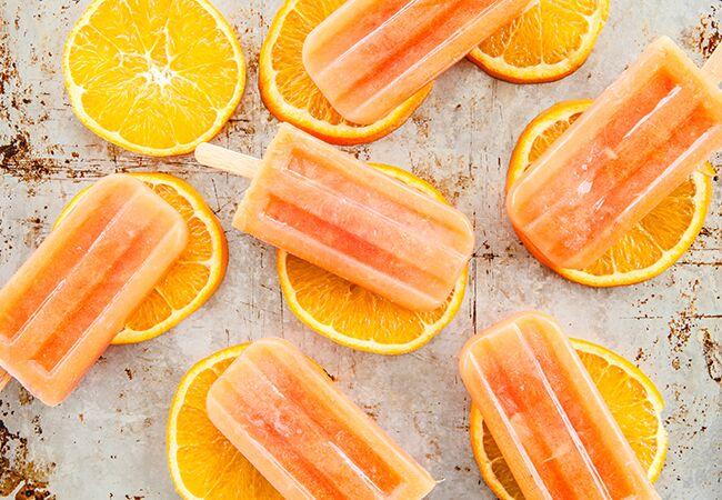 10 Easy Frozen Treats to Make All Summer Long