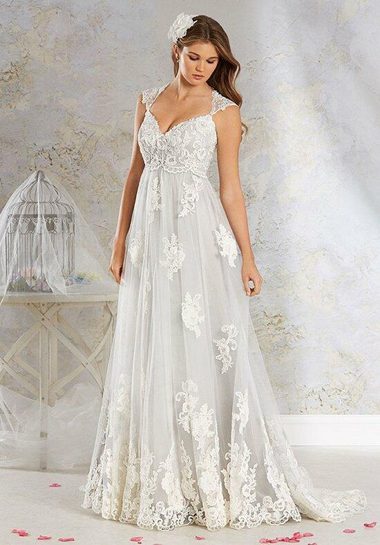 Modern Vintage by Alfred Angelo 8538 Wedding Dress photo