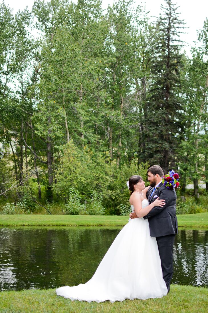 An Intimate Destination Wedding At Black Canyon Inn In Estes Park