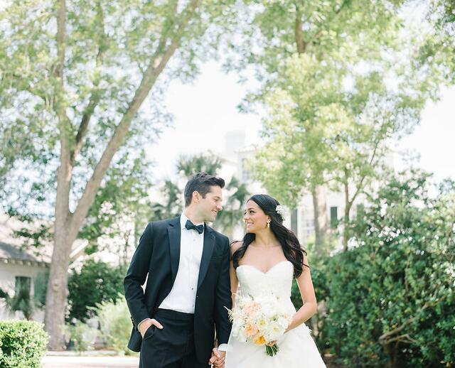A Timeless Summer Wedding At Lowndes Grove Plantation In Charleston South Carolina