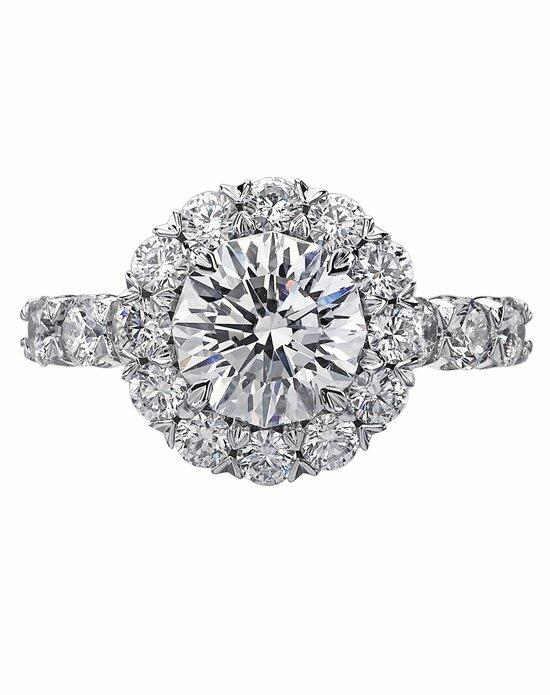 Christopher Designs G52-RD200 Engagement Ring photo