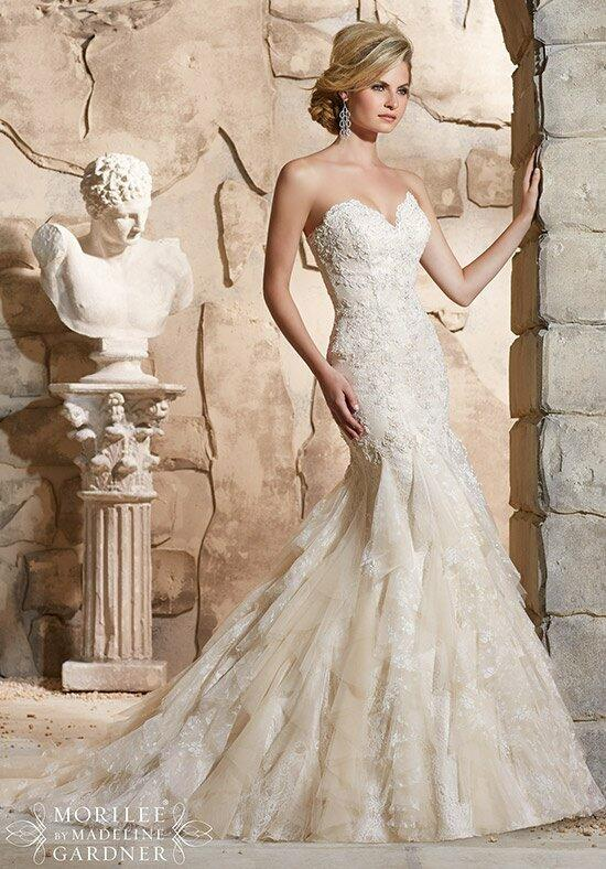 Mori Lee by Madeline Gardner 2772 Wedding Dress photo