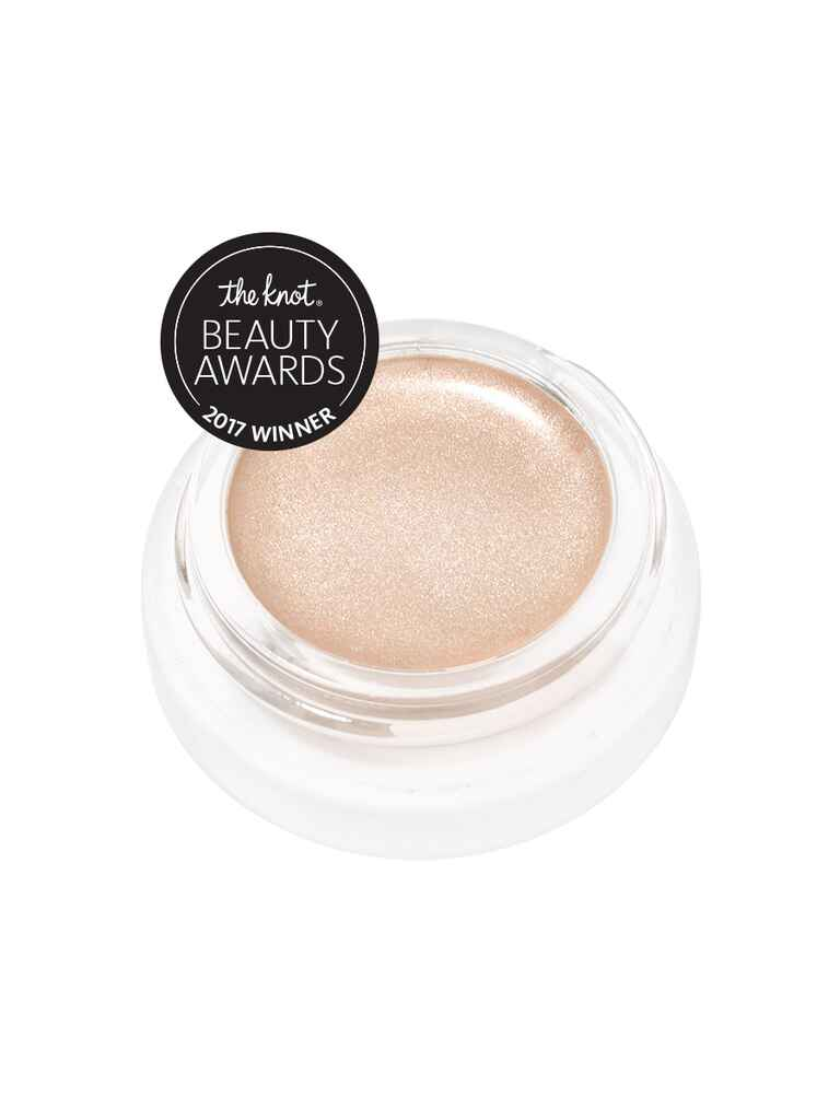 The Knot's pick for best highlighter is the RMS Beauty Magic Luminizer