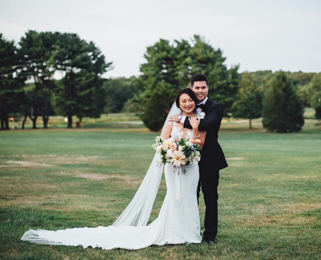 An Effortlessly Elegant Wedding at the Villa in East Bridgewater   MassachusettsPronovias   New York  NY. Off The Rack Wedding Dresses Nyc. Home Design Ideas