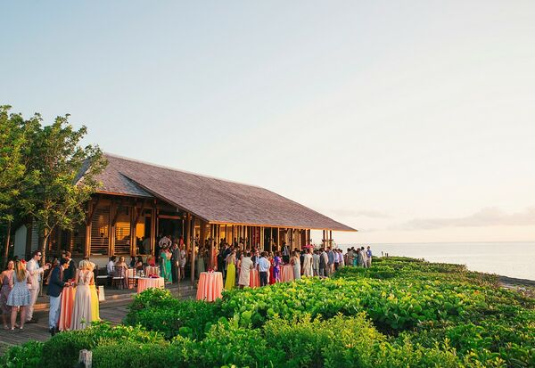 Amanyara Resort Destination Wedding