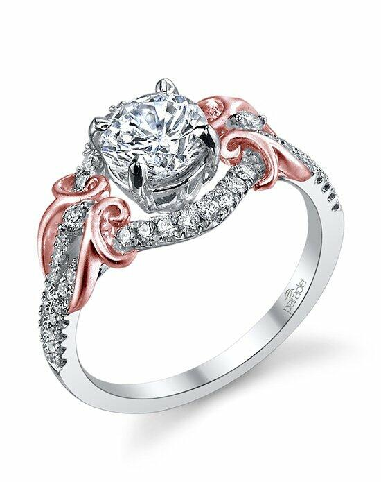 Parade Design Style R2954 from the Lyria® Collection Engagement Ring photo