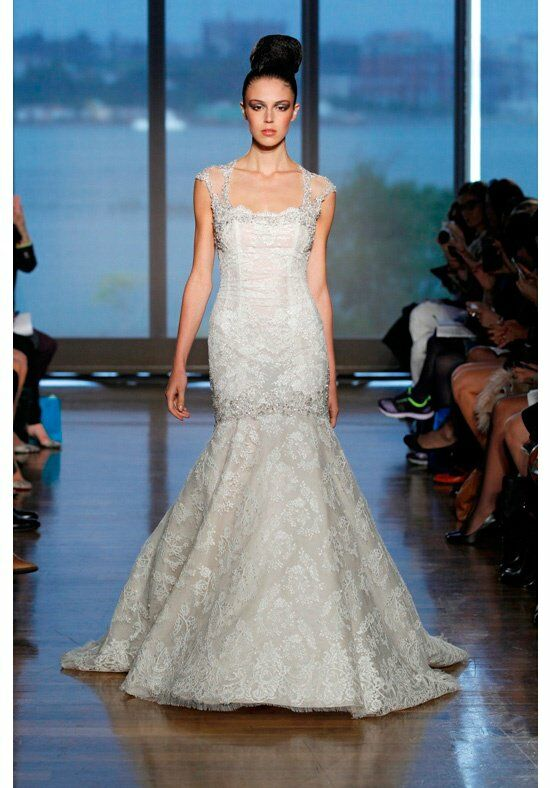 Ines Di Santo Elene Wedding Dress photo