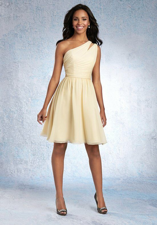 Alfred Angelo Signature Bridesmaids 7322S Bridesmaid Dress photo