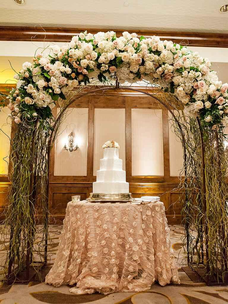 17 Creative Indoor Wedding Arch Ideas  |Outdoor Arch Decorations