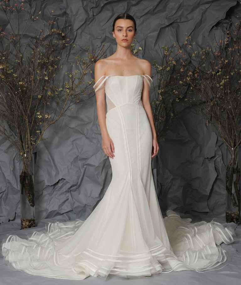Austin Scarlett Wedding Gowns: Austin Scarlett Spring 2017 Collection: Bridal Fashion