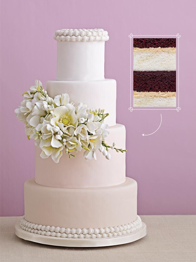 Standout Wedding Cakes With Serious Fillings
