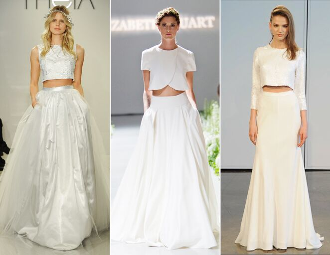 Trend Report Hot New Wedding Dress Trends For Fall And