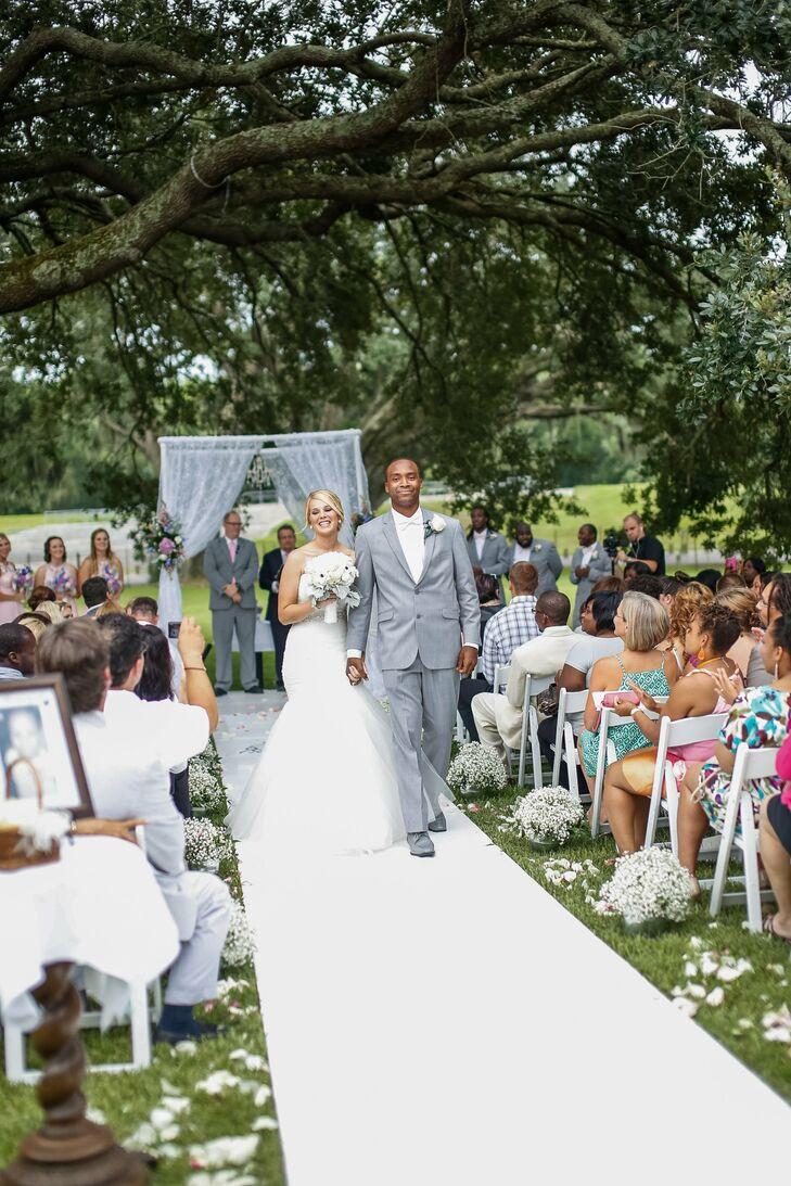 an ormond plantation wedding in destrehan louisiana