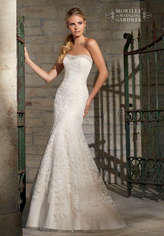 Mori Lee by Madeline Gardner 2705 Wedding Dress photo