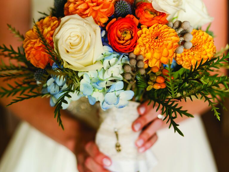 Fall wedding fall wedding ideas fall wedding colors fall wedding flower trends junglespirit Gallery