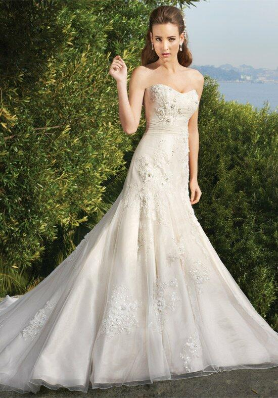 Sophia Tolli Y11325 Panem Wedding Dress photo