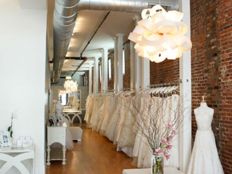 Wedding Dresses in Nashville