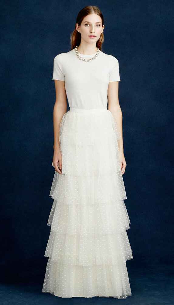 Beach wedding dresses a complete guide for J crew beach wedding dress