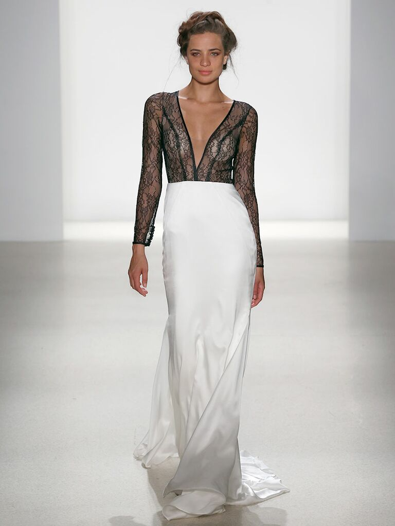 sexy wedding dresses that rocked the runways watch