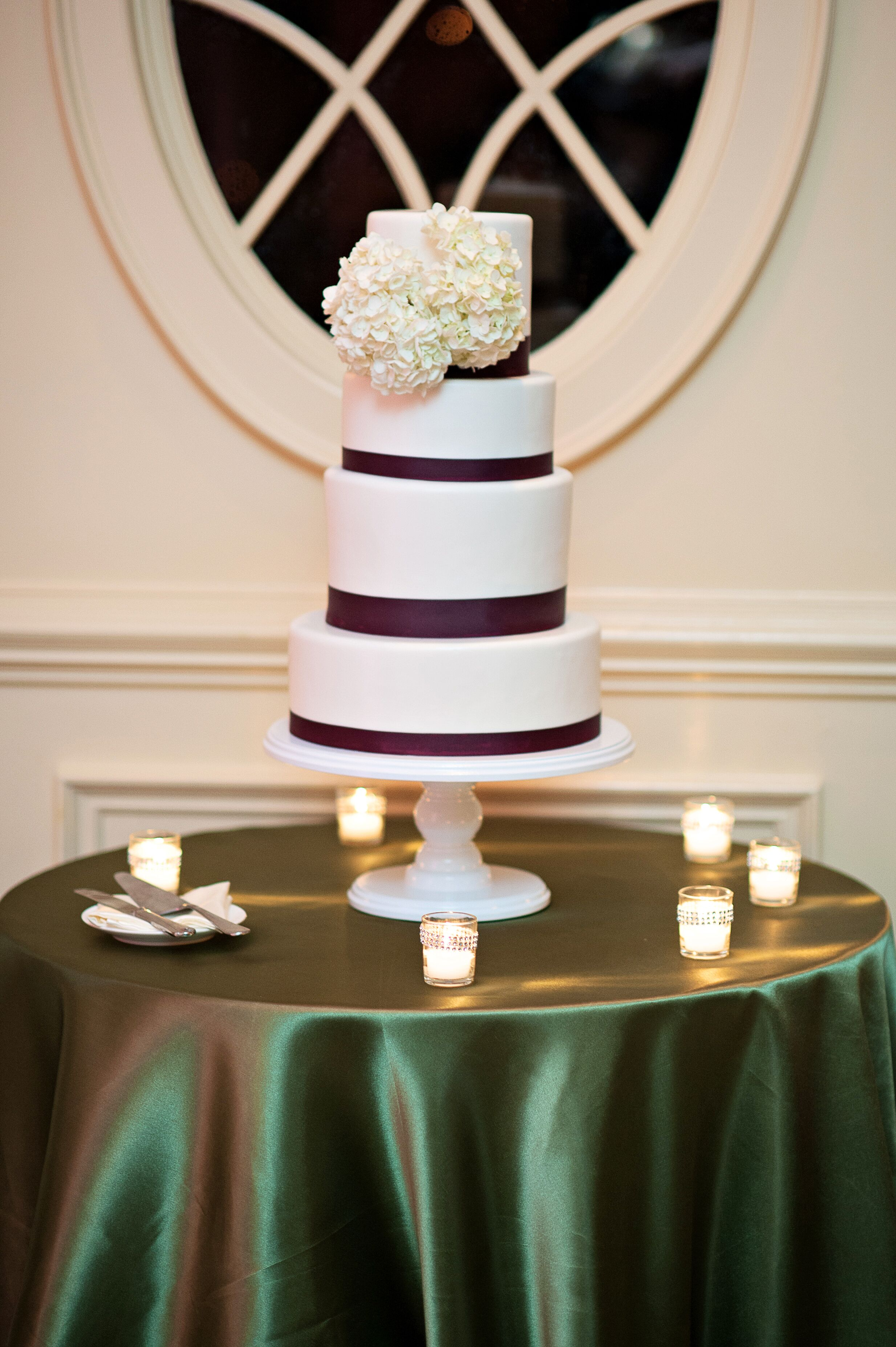 simple purple wedding cakes simple purple and white cake 20006