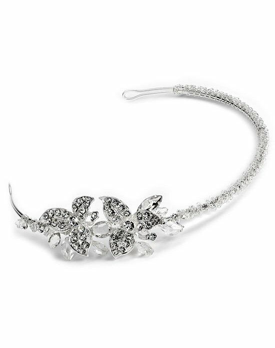 USABride Justina Side Headband TI-3089 Wedding Accessory photo
