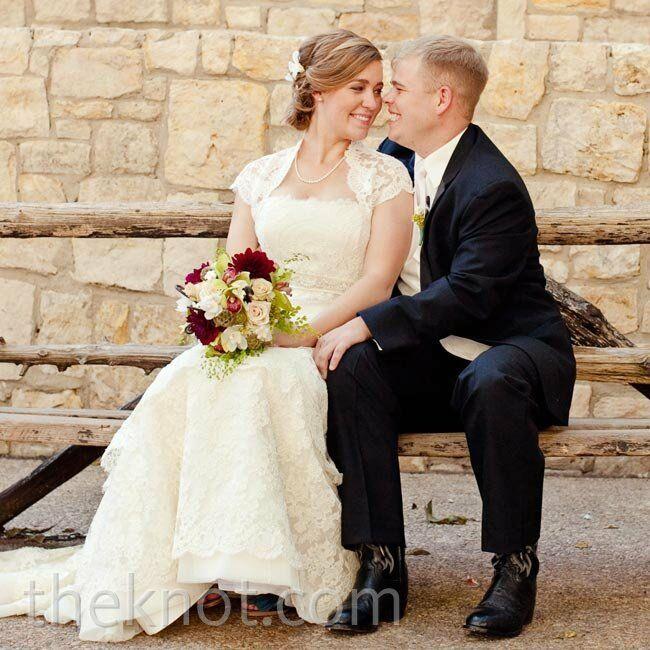 A Classic Autumn Wedding In San Antonio, TX
