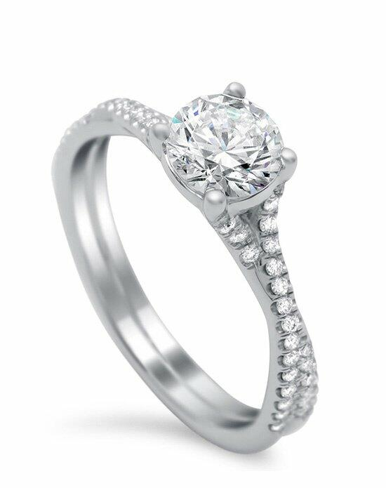 Timeless Designs R1481C Engagement Ring photo