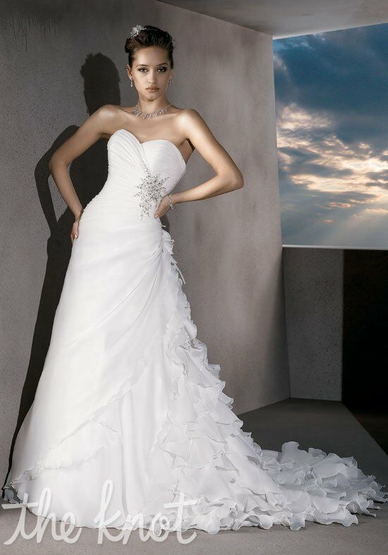 Demetrios 3172 Wedding Dress photo