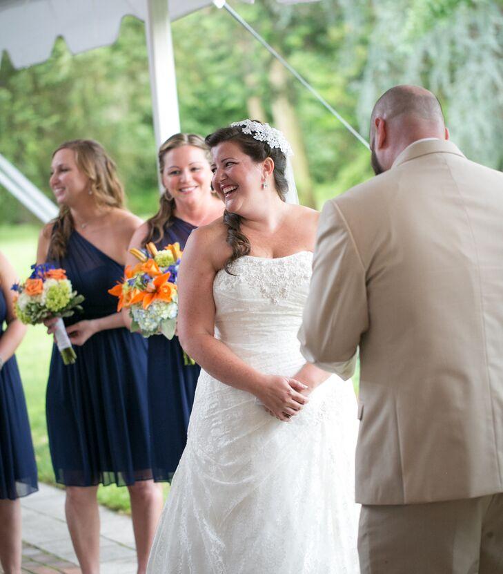 Vintage Wedding Dresses Richmond Va: A DIY Vintage Wedding At Lewis Ginter Botanical Gardens In