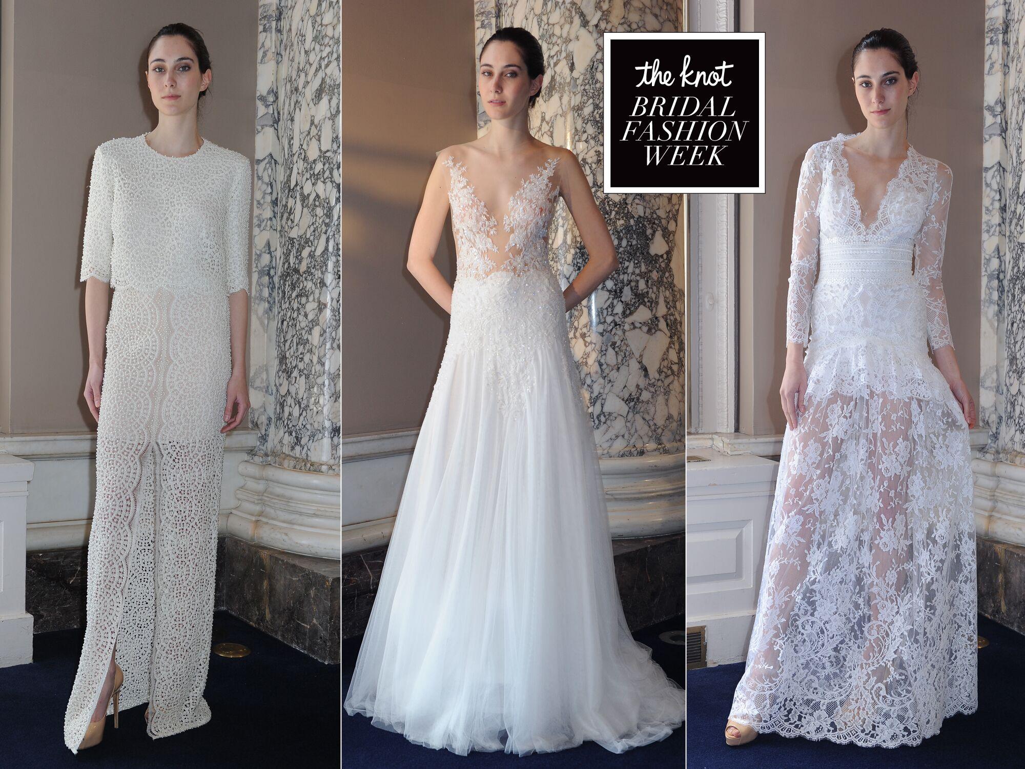 Cheap Wedding Dresses In Los Angeles: Christos Costarellos Spring Wedding Dresses: Bridal